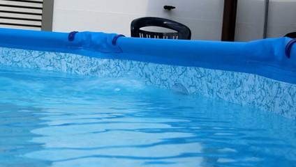 riempire la piscina