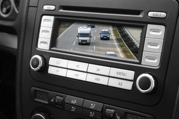 Modernes Navigationssystem