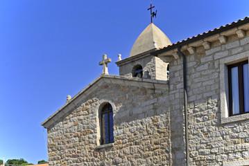 Sardegna, la chiesa di San Pantaleo