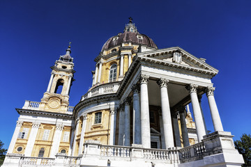 Basilica of Superga - Turin - Italy