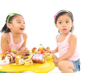 어린이와 장난감