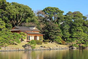 日本庭園 東京