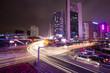 Big city traffic