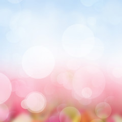 Pink  and blue  Festive background