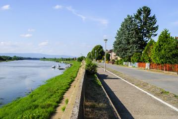 River Sava in Bosnia