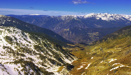 Alpes, Andorra