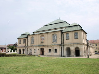 Great Synagogue, Wlodawa, Poland