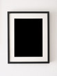 empty black frame - 68060356