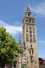La Giralda of Seville
