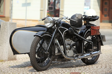Motorrad Emw
