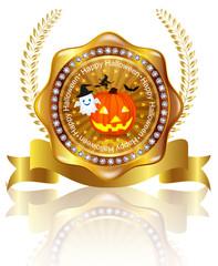 ハロウィン かぼちゃ  フレーム