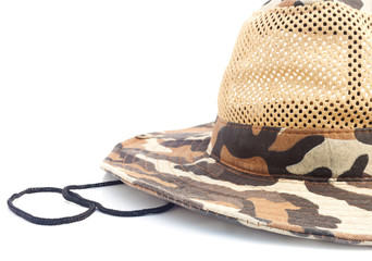 Summer Camouflage Hat for Hunting and Fishing