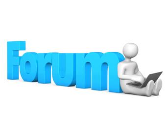 Manikin Forum Laptop