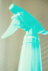 Plastic sprayer