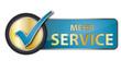 Mehr Service Button