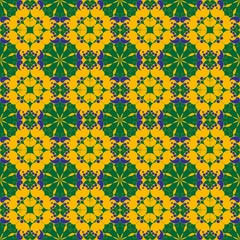 Pattern seamless. Arabesque ornament