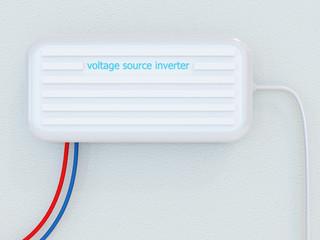 Photovoltaik Anlage Anschlussplan - Wechselrichter