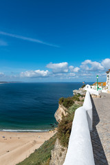 Belvedere in Sitio, Nazare (Portugal)