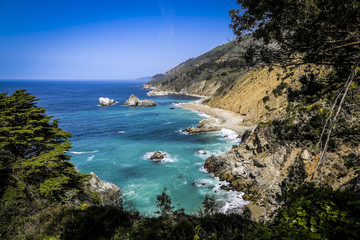 Pfeiffer Big Sur State Park, USA