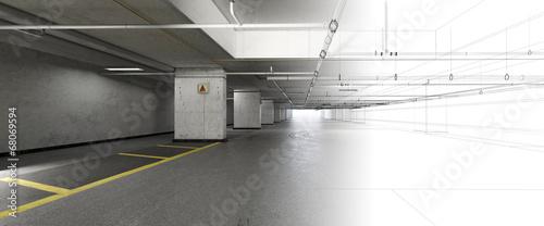 Garage Parcheggio Sotterraneo - 68069594