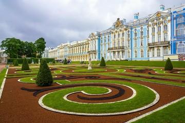 Catherine Palace in Pushkin, Russia