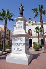 Ayuntamiento (Town Hall), Cuevas del Alamanzora, Almeria, Spain