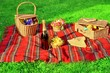 Summer Picnic on the Lawn - 68074597