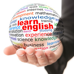 Concept of learning English