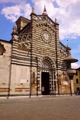 Cathedral in Prato, Tuscany