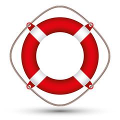 Life buoy.