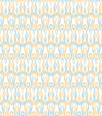 Ornamental background with pastel colors.