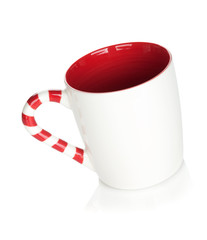 Christmas mulled wine cup