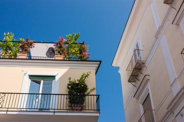 Balcons italien