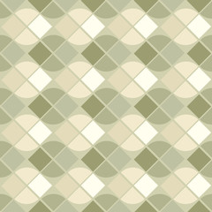 Seamless vintage tiles background.