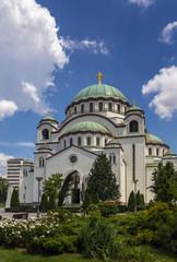 Church of Saint Sava, Belgrade