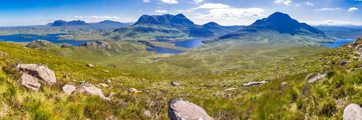 Stac Pollaidh #02, Scotland