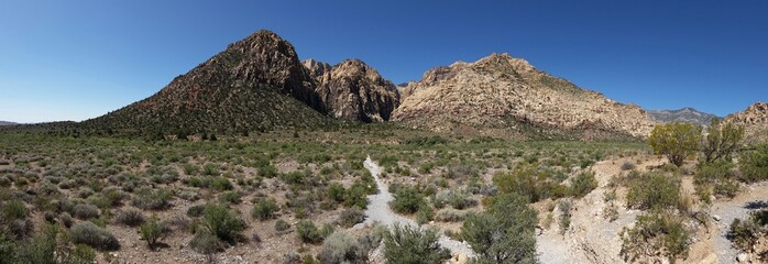 Red Rocks Nevada