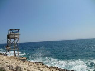 Deniz ve rüzgar