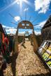 Lake Titicaca Sun Gate