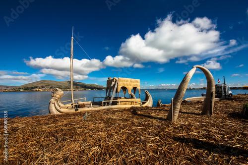 Lake Titicaca Floating Island