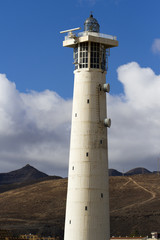 Lighthouse in Fuerteventura