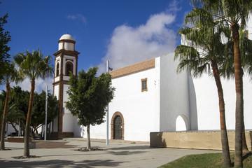 Iglesia De La Antigua, Fuerteventura