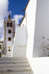 Church in Betancuria, Fuerteventura