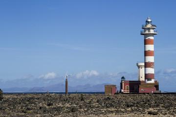 Lighthouse Faro del Tostón, Fuerteventura