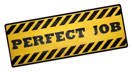 perfect job 2907