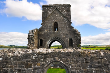 Devenish Island Monastic Site, Northern Ireland
