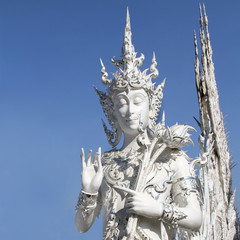 Statue of the White Temple