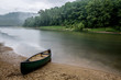 Rainy Day on Buffalo River - 68095778