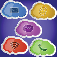 Cloud communication