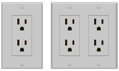 Classic sockets US version
